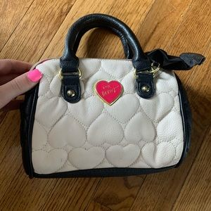 Betsey Johnson Mini Purse
